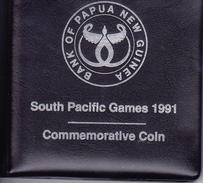 Papua New Guinea - 50 Toea 1991 With Blister - UNC - Papouasie-Nouvelle-Guinée