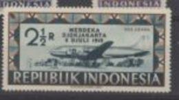 Indonésie  Plane Avion MNH - Militaria