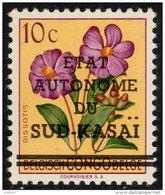 ~~~ Sud Kasai  1961 -  COB 1  ** MNH  ~~~ - South-Kasaï