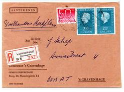 Pays-Bas : Lettre  De 1981. - Postal History