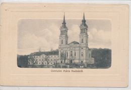 Romania - Maria Radna Pilgrim Church :) - Romania