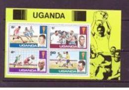 Ouganda Football - 1978 – Argentine