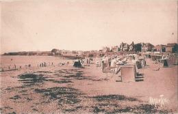 ---85 ---- CROIX DE VIE  La Plage - éd Ramuntcho TTB Neuve - Saint Gilles Croix De Vie