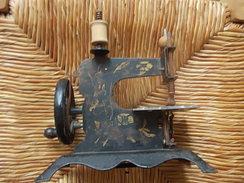 JOUET MACHINE A COUDRE Baby  JC RW LP  Années 1930 - Jouets Anciens