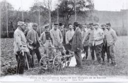 09 - Montaut : Ecole De Reéducation Agricole Des Mutilés De La Guerre - Génie Rural. - France