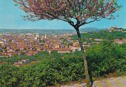 Italy Brescia Panoramic View