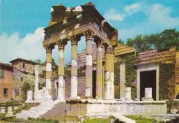 Italy Brescia Capitolium Seat Of The Roman Museum