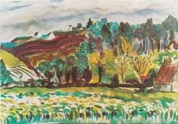 CPM Kerdruc Terre - Peinture De Alexandre Minguet - France