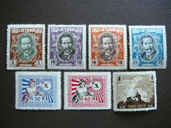 Lietuva Litauen Lituanie Litouwen Lithuania 1928 * MH # Mi. 281/7 - Lituanie
