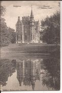 """Eeckeren: Kasteel """"Gulden Poort"""" -  Kaart Collectie F. Hoelen (nummer 3665) - Antwerpen"""