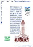 """(Prix à La Poste = 5 €) Doc. Officiel De 2006 """" OSSUAIRE DE DOUAUMONT """" N° YT 3881. Parfait état. DPO - Documentos Del Correo"""