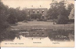 Cappellen: Rubensheide -   Kaart Collectie F. Hoelen (nummer 1021) - Kapellen