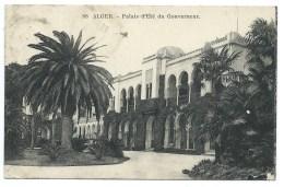 CPA ALGERIE / ALGER / PALAIS D'ETE DU GOUVERNEUR 1930 - Alger
