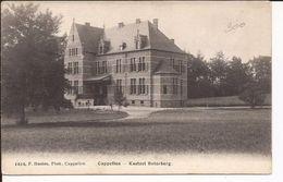 Cappellen: Kasteel Boterberg -   Kaart Collectie F. Hoelen (nummer 1414) - Kapellen