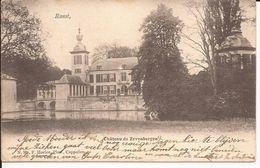 RANST: Château De Zevenbergen  -   Vroege Kaart Collectie F. Hoelen (nummer 581) - Ranst