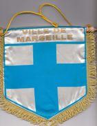 Fanion De Ville De  Marseille - Patches