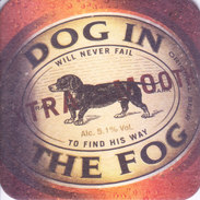 COASTER - PREPARED BY HARD CARD BOARD - DOG IN THE FOG - Non Classés