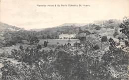 SAINTE HELENE / Plantation House - Saint Helena Island