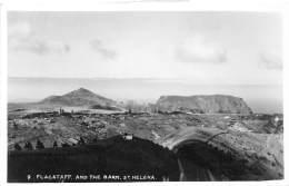SAINTE HELENE / Flagstaff And The Barn - Saint Helena Island