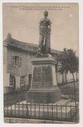 CPA:  COURCELLES-CHAUSSY  (Dpt. 57): Souvenir De L'Inauguration Du Monument Aux Morts De 14-18 Le 28/10/1923.    (D1155) - Metz Campagne