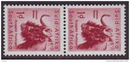 D91015 South Africa Sacc 151a COIL Pair MNH - Afrique Du Sud Afrika RSA Sudafrika - Afrique Du Sud (1961-...)