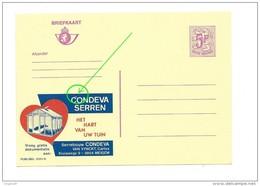Publibel Neuve  N° 2665 ( CONDEVA  SERREN  -  Meigem ) PAS De CU - Publibels