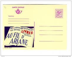 Publibel Neuve N° 2645 F (AU FIL D'ARIANE  + De 100000 Livres  VERVIERS) - Publibels