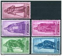N ° 737-741   XX 1946 - Nuovi