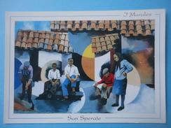 S San Sperate - Sud Sardegna - Murales - Arts