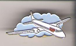 Pin British Aerospace ATP - Luftfahrt