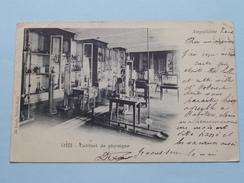 Lycée - Cabinet De Physique ( De Jongh / Neuilly ) Angoulême / Anno 1900 ( Zie Foto Details ) !! - Angouleme