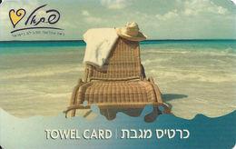 Hotel Towel Card - Instructions On Back - Hotel Keycards