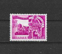 België 1943 Y&T Nr 634 (**) - Neufs