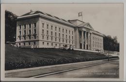 Lausanne - Nouveau Palais Du Tribunal Federale - Phototypie No. 6883 - VD Waadt