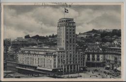 Lausanne - La Tour Metropole-Bel-Air - Animee - VD Waadt