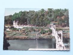 Vue Sur Le Pont Suspendu Et Le Mont Olympe ( 23 ) Anno 1953 ( Zie Foto Details ) !! - Charleville