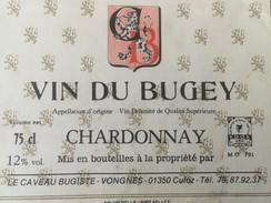 4787- Vin Du Bugey Chardonnay - Autres