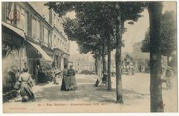Fleury 59 Rue Sorbier Commérages  XX Eme Attelage 4 Chevaux Diligence - Arrondissement: 20