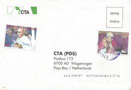 Guinee Guinea 2004 Kankan Pope John Paul II 150 FG 600 FG Cover - Guinee (1958-...)