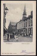 HASSELT  - MARCHE AUX POULETS - 1908 - Zeer Mooi - Hasselt