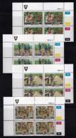 VENDA, 1988, Mint Never Hinged Stamps In Control Blocks, MI 167-170, Coffee Industry, X338 - Venda