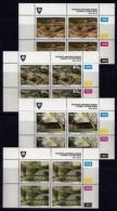 VENDA, 1991, Mint Never Hinged Stamps In Control Blocks, MI  225-228, Tourist Attractions, X354 - Venda