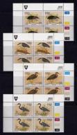 VENDA, 1993, Mint Never Hinged Stamps In Control Blocks, MI  254-257, Herons,  X361 - Venda