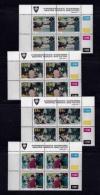 VENDA, 1993, Mint Never Hinged Stamps In Control Blocks, MI  258-261, Shoe Factory,  X362 - Venda