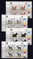VENDA, 1993, Mint Never Hinged Stamps In Control Blocks, MI  266-269, Dogs,  X364 - Venda