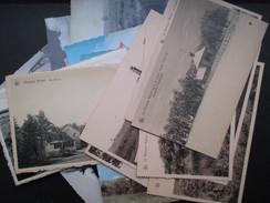 LOT 16 CP BELGIQUE BELGIE (V1709) BARAQUE MICHEL (19 Vues) Sous La Neige Chapelle Fischback Croix Panhaus - Bullange - Buellingen