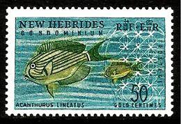 NOUVELLES HEBRIDES 1963 N° 209  * * Neuf Lot - 1845 - Vissen