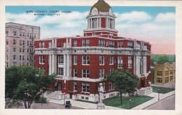 Georgia Macon Bibb County Court House Curteich