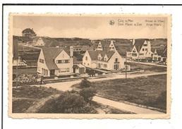 De Haan Enige Villa's ( Gelopen Kaart ) - De Haan