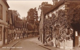 England Warwick Mill Street Real Photo